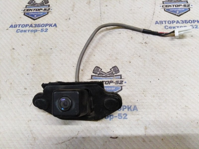 Камера заднего вида Nissan Qashqai J10 MR20DE 2007 (б/у)