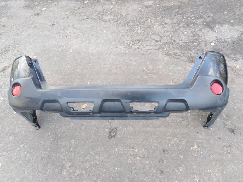 Бампер задний Nissan X-Trail T31 MR20DE 2009 (б/у)