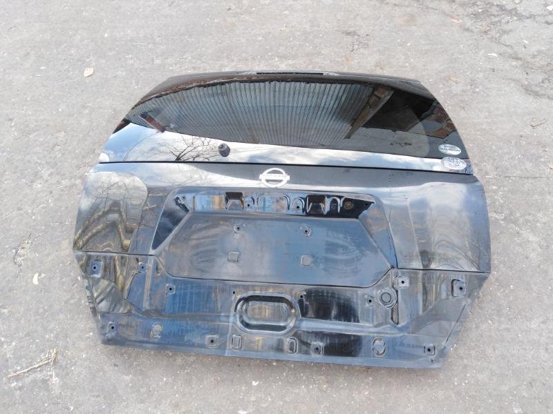 Крышка багажника Nissan X-Trail T31 MR20DE 2009 (б/у)