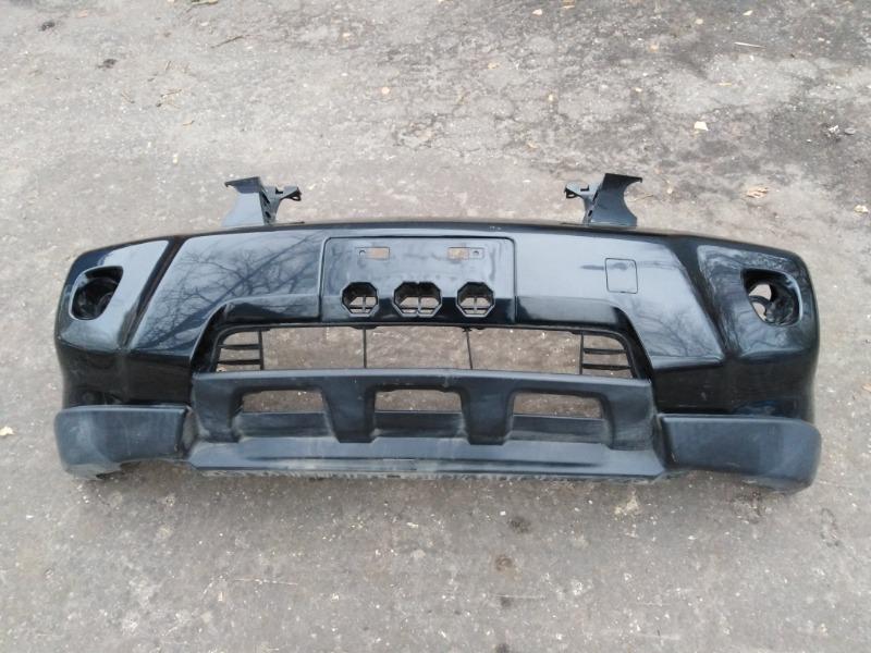 Бампер передний Nissan X-Trail T31 MR20DE 2009 (б/у)