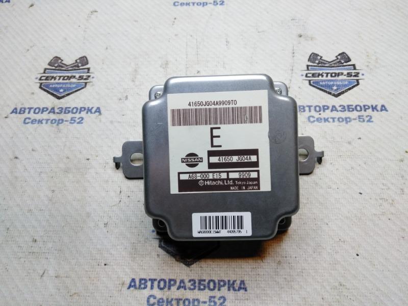 Блок электронный Nissan X-Trail T31 MR20DE 2009 (б/у)