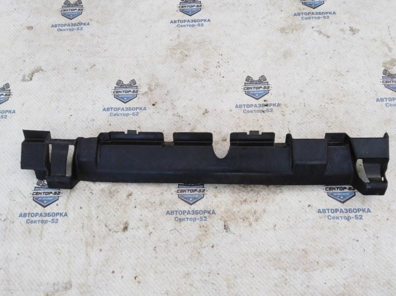 Защита радиатора Nissan X-Trail T31 MR20DE 2009 нижняя (б/у)