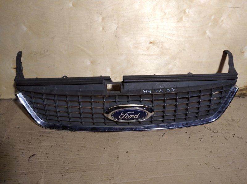 Решетка радиатора верхняя Ford Mondeo 4 (2007-2014) (б/у)
