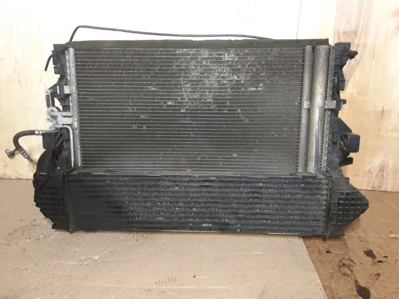 Радиатор двс Ford Mondeo 4 (2007-2014) (б/у)
