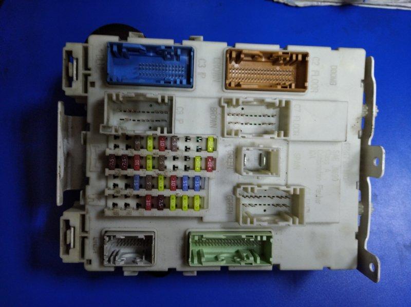 Блок предохранителей Ford Focus 3 (2014>) 1.6Б МТ (б/у)