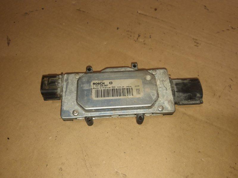 Блок управления вентилятора Ford Focus 3 (2011>) 1.6 Б (б/у)