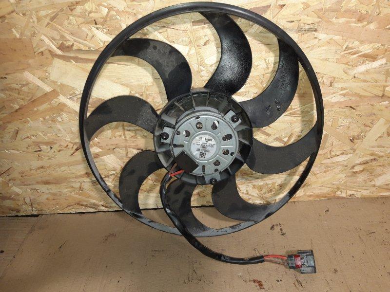 Мотор вентилятора охлаждения Ford Focus 3 (2011>) (б/у)