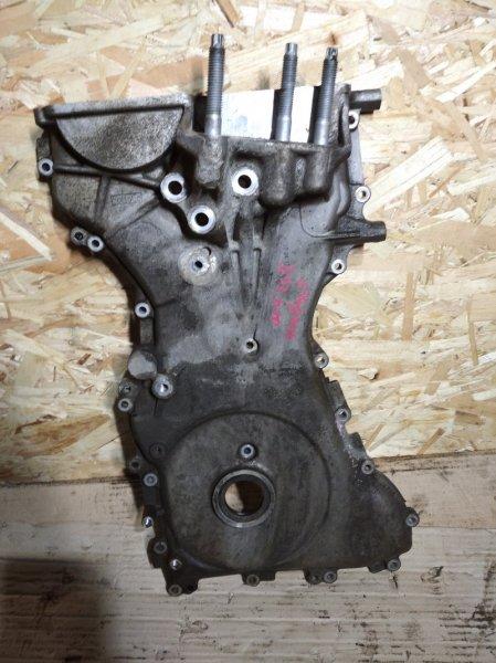 Крышка двигателя передняя Ford Mondeo 4 (2007-2014) 2.0 ЭКОБУСТ (б/у)