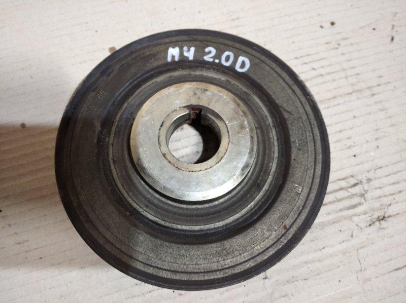Шкив коленвала Ford Mondeo 4 (2007-2014) 2.0 Д (б/у)