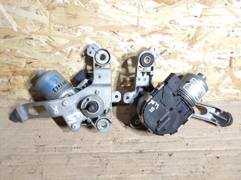 Мотор стеклоочистителя Ford Focus 3 (2011>) правый (б/у)