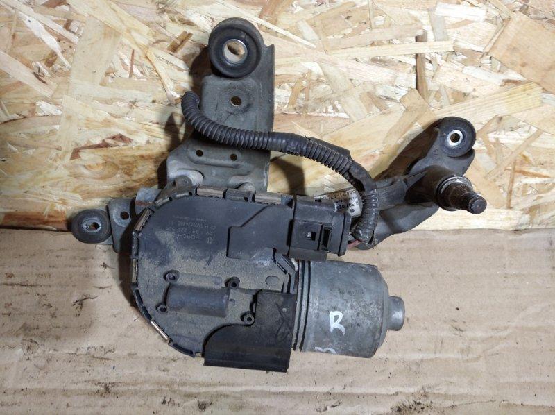 Мотор стеклоочистителя Ford S-Max 2006- правый (б/у)
