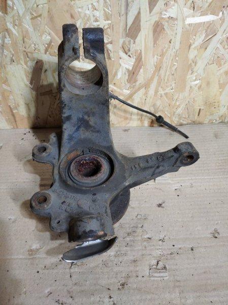 Кулак поворотный Ford Focus 2 2004-2008 правый (б/у)