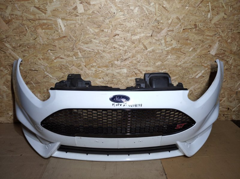 Бампер передний Ford Fiesta (2017->) передний верхний (б/у)