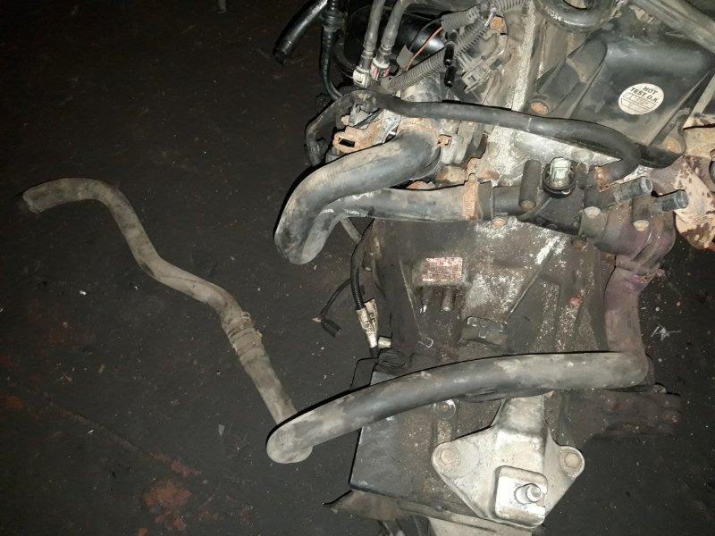 Патрубок системы охлаждения Ford Focus 1 (1998-2005) 1.6 БЕНЗ. РОКАМ правый (б/у)