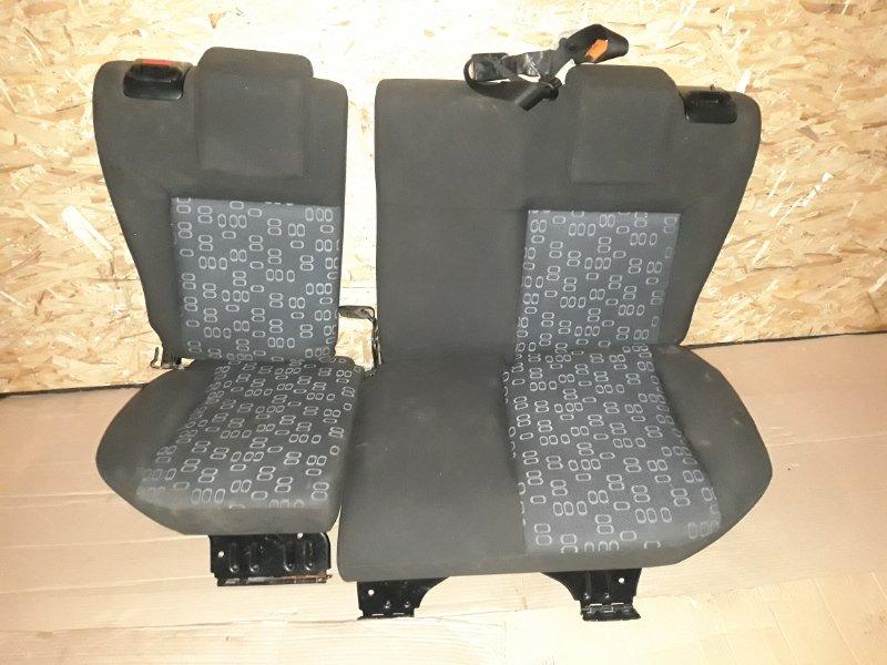 Кресло (сиденье ) Ford Fusion 2001-2012 заднее (б/у)
