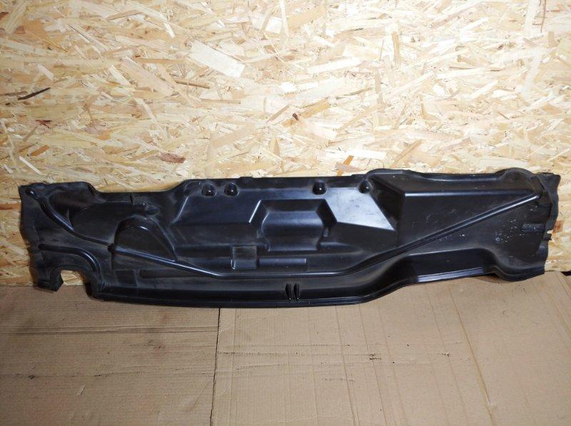 Пластик под жабо (водосток) Ford C-Max 2003-2007 (б/у)