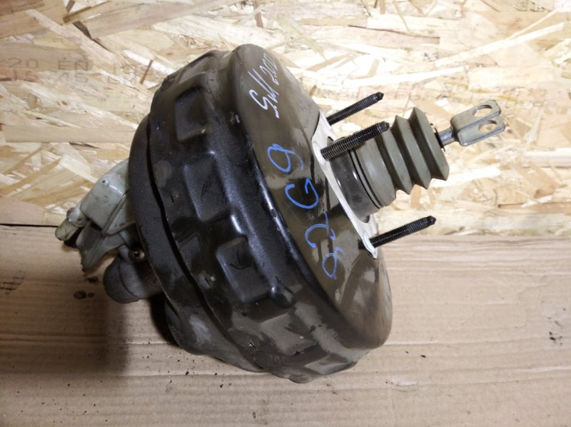 Вакуумный усилитель Ford S-Max 2006- 2.0 Д (б/у)