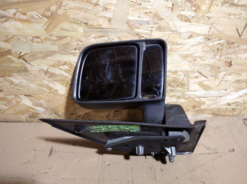 Зеркало правое (механическое) Ford Transit Tourneo/connect (2002-2013) правое (б/у)
