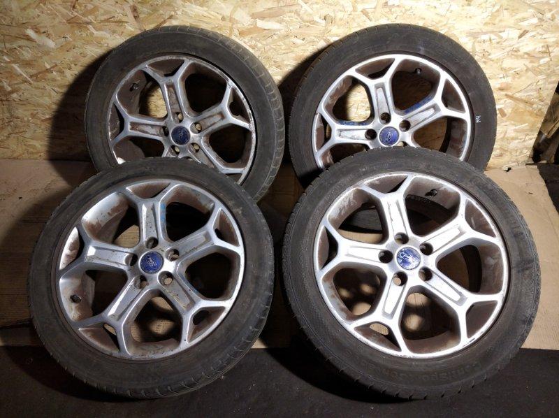 Диск с резиной r17 Ford Mondeo 4 (2007-2014) (б/у)