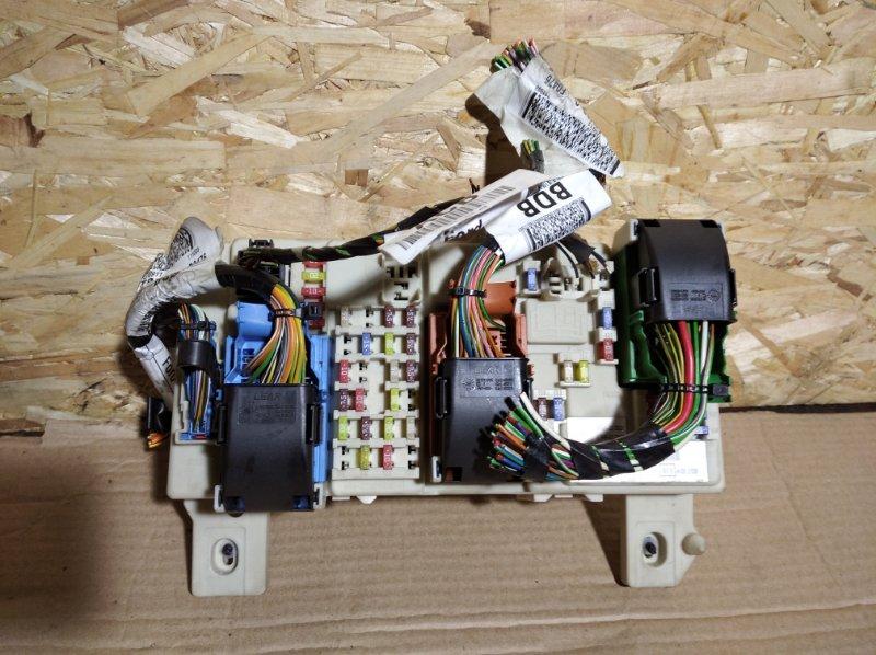 Блок комфорта салона Ford C-Max 2003-2007 (б/у)
