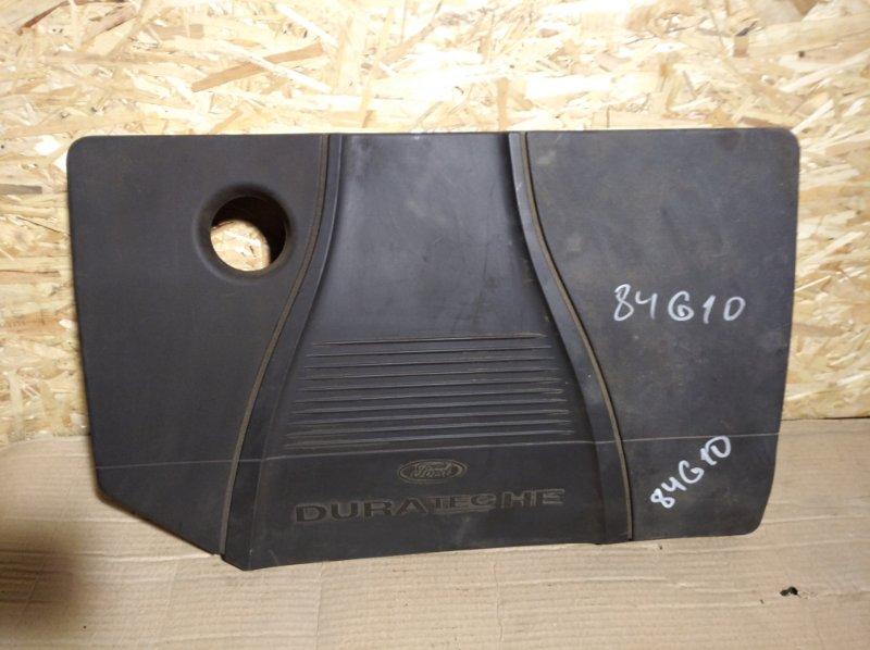 Накладка двигателя декоративная Ford Mondeo 4 (2007-2014) ХЭТЧБЕК 2 (б/у)