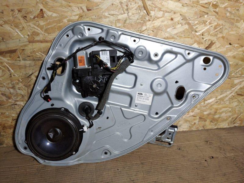 Кассета стеклоподъёмника Ford C-Max 2003-2007 задняя правая (б/у)