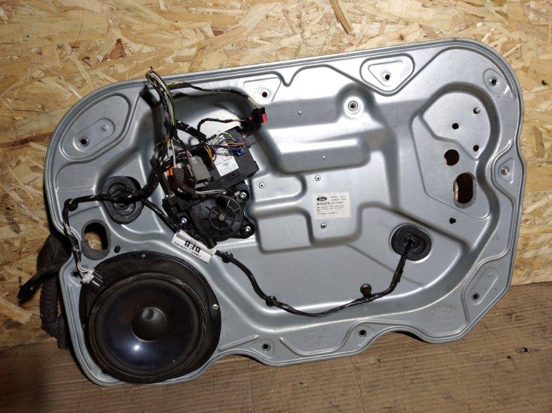 Кассета стеклоподъёмника Ford C-Max 2003-2007 передняя правая (б/у)