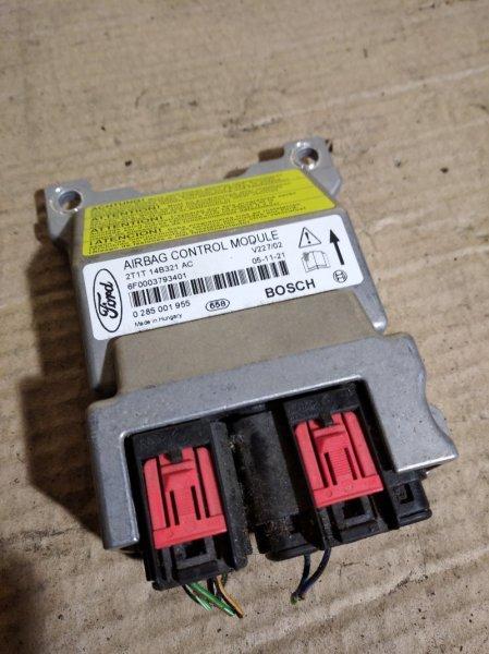 Блок управления air bag Ford Transit/tourneo Connect (2002-2012) (б/у)