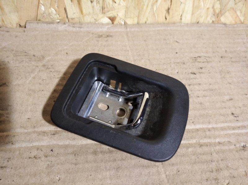 Скоба пола крепления ремня безопасности Ford S-Max 2006- (б/у)