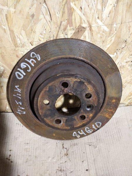 Тормозной диск Ford Mondeo 4 (2007-2014) ХЭТЧБЕК задний (б/у)