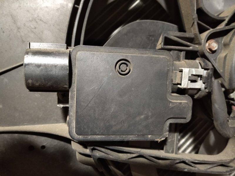 Блок управления вентилятором Ford Mondeo 4 (2007-2014) 2.0 Б (б/у)