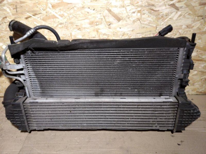 Кассета радиаторов Ford C-Max 2003-2007 (б/у)