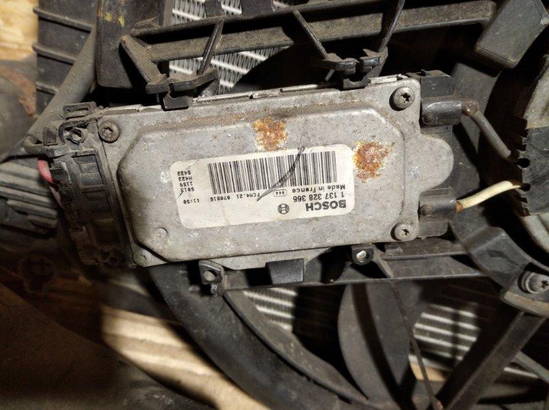 Блок управления вентилятором Ford C-Max 2003-2007 (б/у)