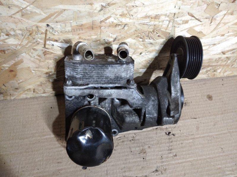 Масляный кулер (маслоохладитель) Ford Focus 2 2004-2008 1.8 ДИЗ (б/у)