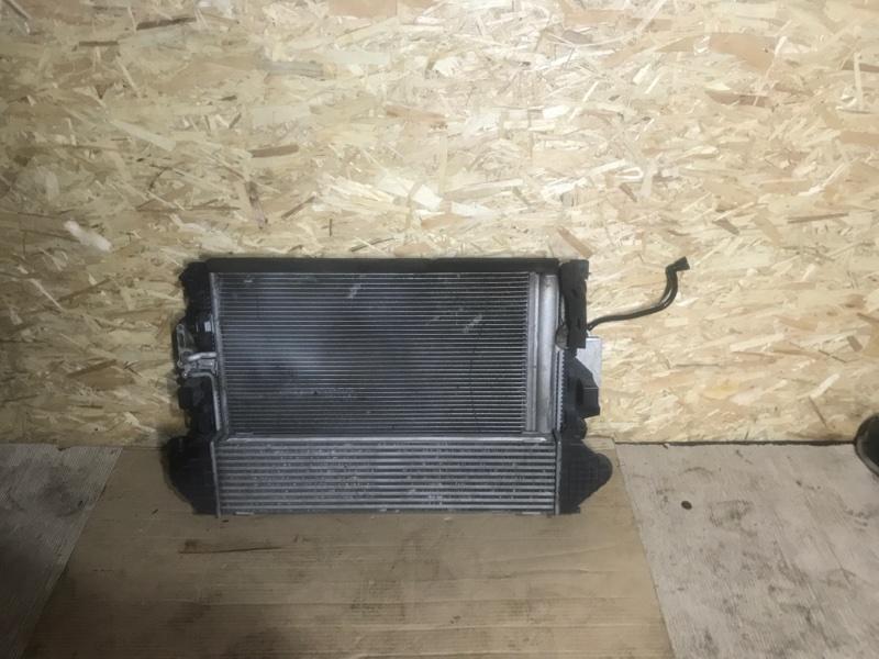Кассета радиаторов Ford Mondeo 4 (2007-2014) 2.0 ДИЗЕЛЬ (б/у)