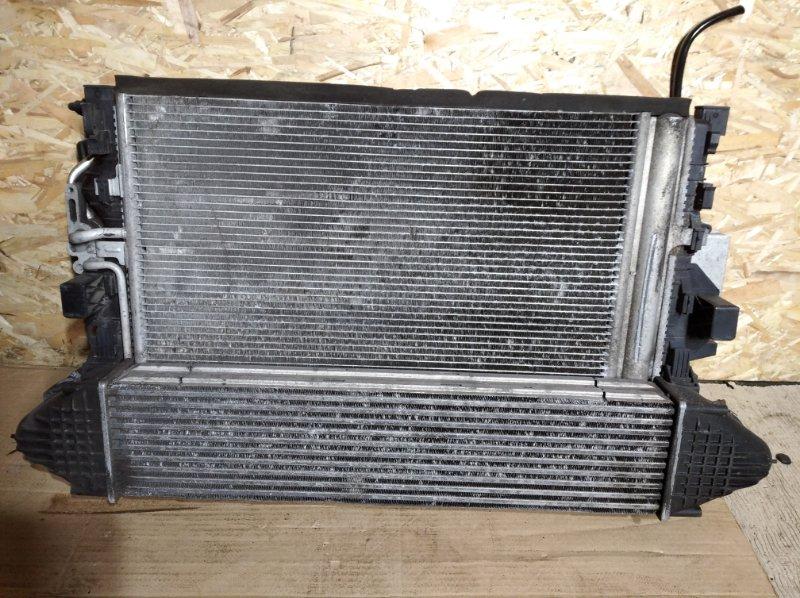 Кассета радиаторов Ford Galaxy 2000-2006 1.8Д  2.0 Д (б/у)