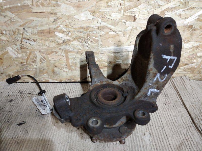 Кулак поворотный Ford Focus 2 2004-2008 левый (б/у)