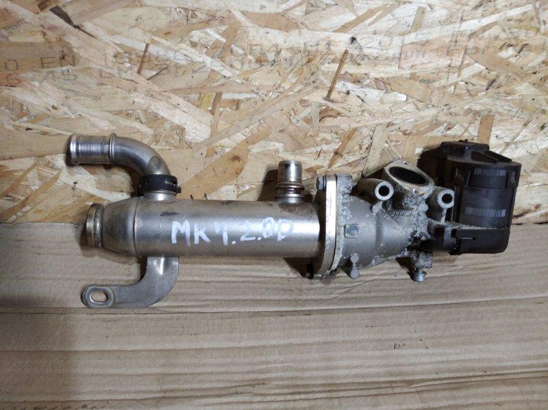 Радиатор (теплообменник) egr Ford Mondeo 4 (2007-2014) 2.0 Д (б/у)