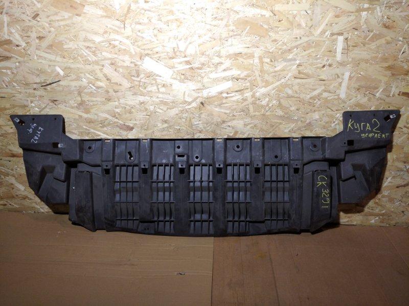 Пыльник переднего бампера (серп) Ford Kuga 2 (2012-2016) (б/у)