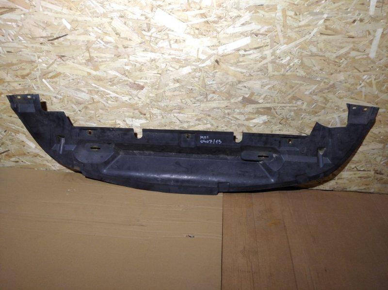Пыльник переднего бампера (серп) Ford Mondeo 3 (2000-2007) (б/у)