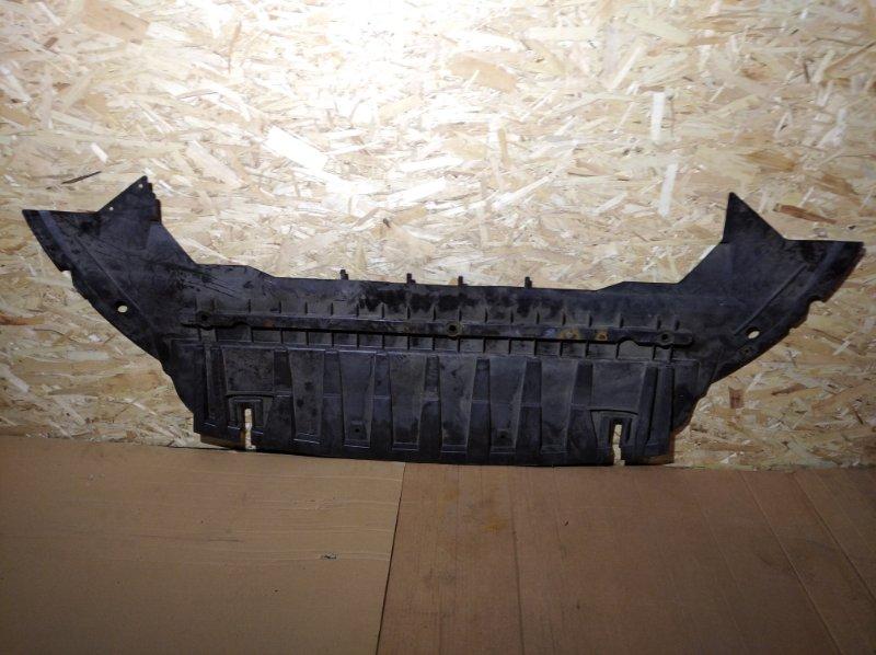Пыльник переднего бампера (серп) Ford Mondeo 4 (2007-2014) (б/у)
