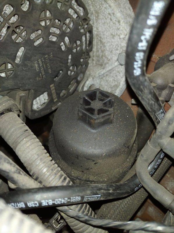 Корпус топливного фильтра Ford S-Max 2006- 2.0 Д (б/у)