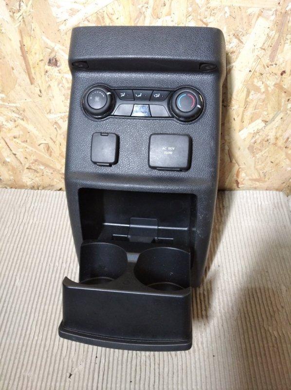 Блок управления климат-контролем Ford Explorer (2011-) 3500 2010 задний (б/у)