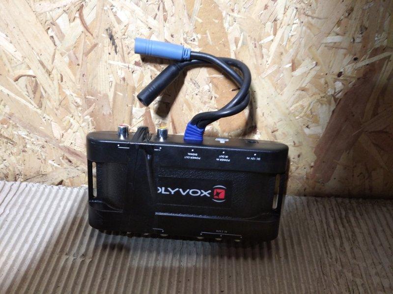 Блок управления монитором подголовника Ford Explorer (2011-) 3500 2010 (б/у)