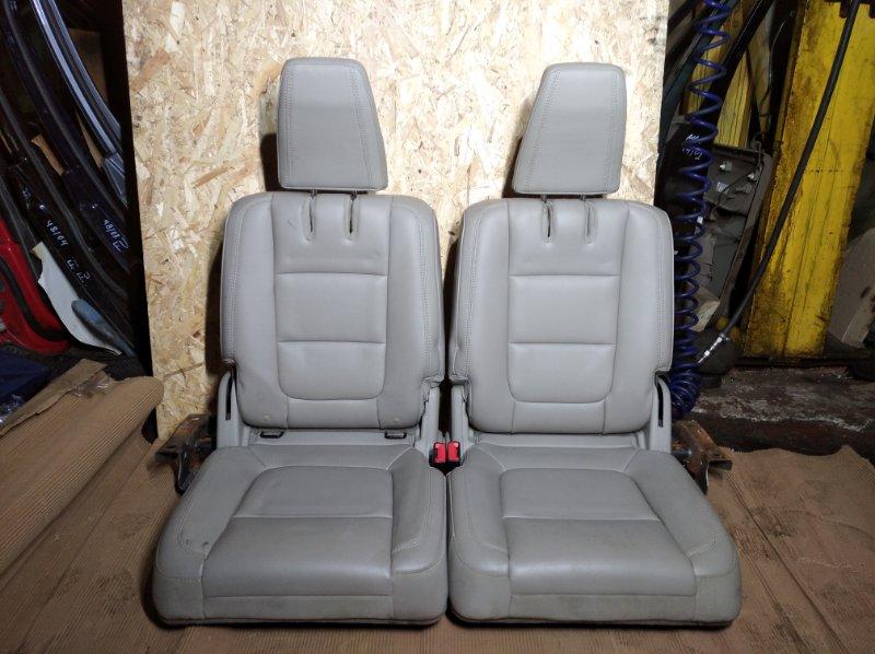 Кресло (сиденье ) Ford Explorer (2011-) 3500 2010 (б/у)