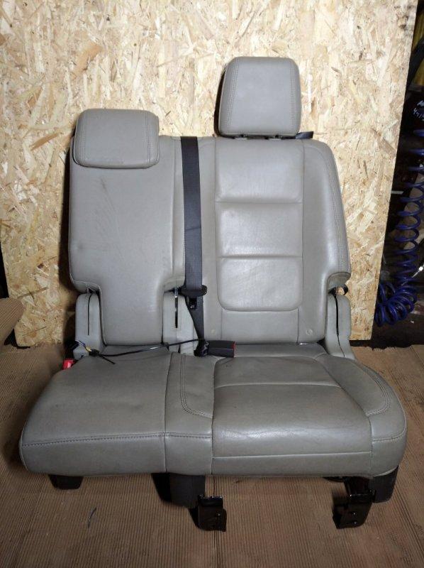 Кресло (сиденье ) Ford Explorer (2011-) 3500 2010 левое (б/у)