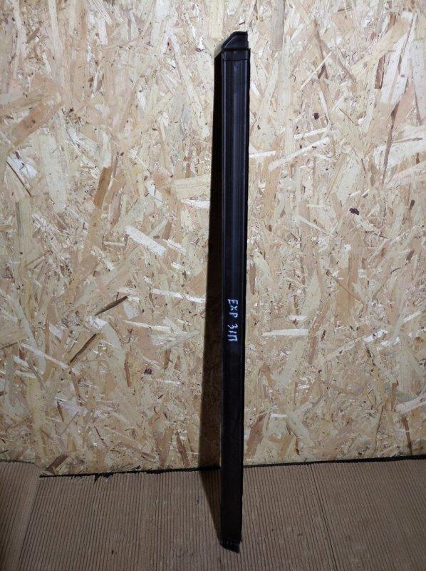 Бархотка (уплотнительная резинка стекла) Ford Explorer (2011-) 3500 2010 задняя правая (б/у)