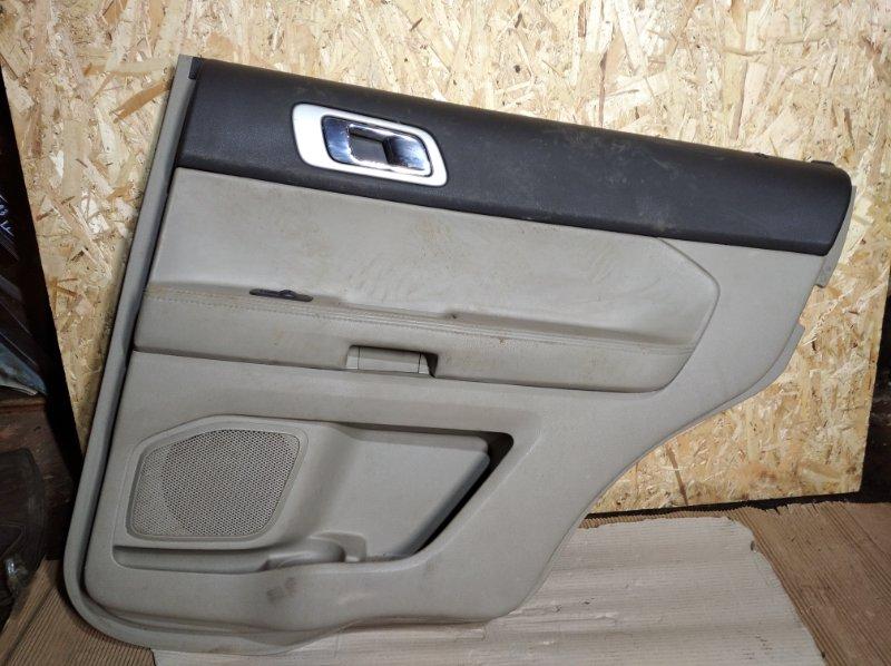 Обшивка двери Ford Explorer (2011-) 3500 2010 задняя правая (б/у)