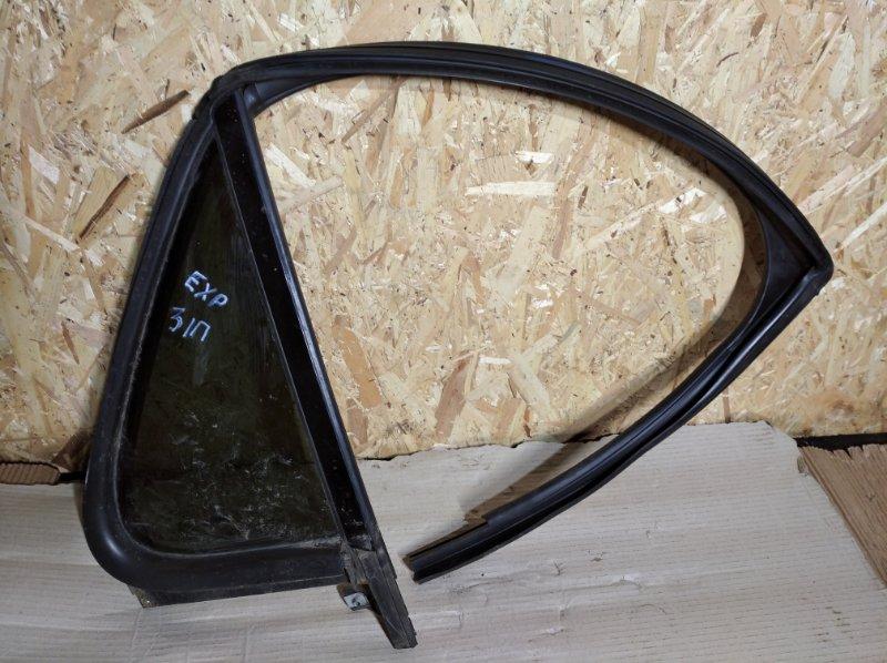 Уплотнительная резинка Ford Explorer (2011-) 3500 2010 задняя правая (б/у)
