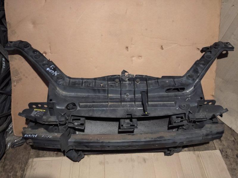 Кассета радиаторов Ford Fiesta (2001-2008) (б/у)